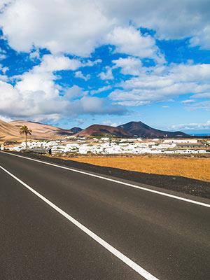 Wijngebied La Geria, Lanzarote