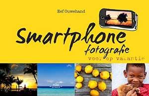 Reisfotografie smartphone boek
