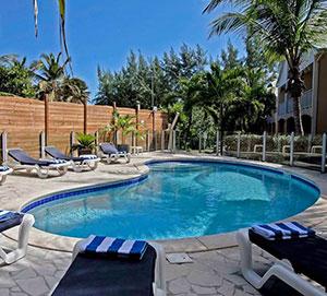 Tropisch vakantiegevoel Sint Maarten: Blue Bay Beach Boutique Hotel