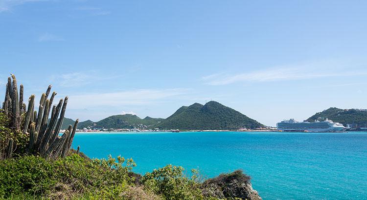Tropisch vakantiegevoel Sint Maarten