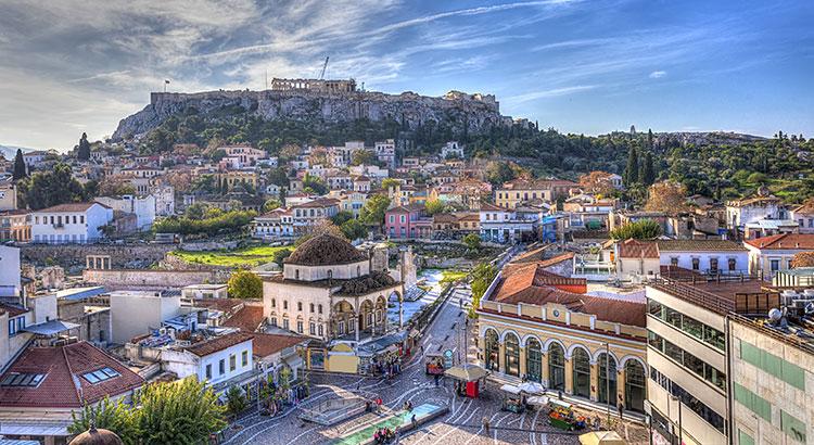 13 keer doen in Athene