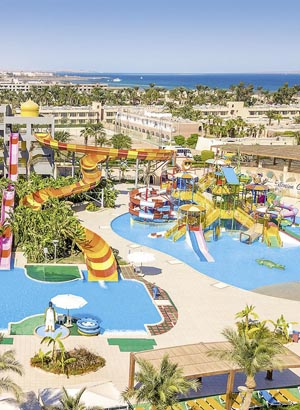 Populaire all inclusive hotels 2018: Aladdin Beach Resort