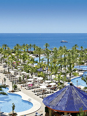 All inclusive Gran Canaria, Hotel Paradise Costa Taurito