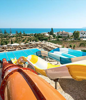 Hotels Aquapark Griekenland, Grand Hotel Holiday Resort