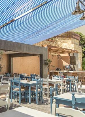 Leukste badplaatsen Rhodos, Rhodos Horizon Blu
