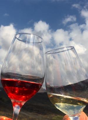 La Geria, Lanzarote wijngebied
