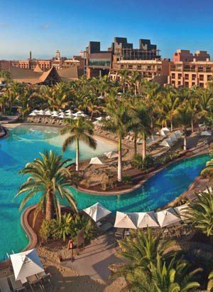 Gran Canaria met kinderen, kindvriendelijke hotels