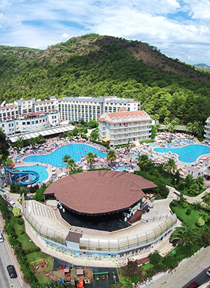 Populaire hotels Turkije - Green Nature Resort & Spa