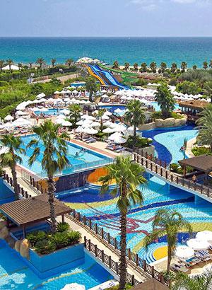 Populaire hotels Turkije - Fame Residence Lara & Spa