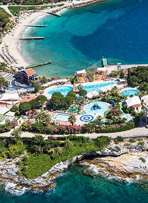 Populaire hotels Turkije - Pine Bay Holiday Resort