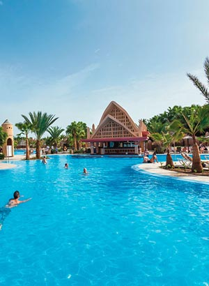 Populaire all inclusive hotels 2018: ClubHotel Riu Funana