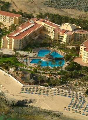 Kindvriendelijke hotels: SBH Hotel Costa Calma Beach Resort