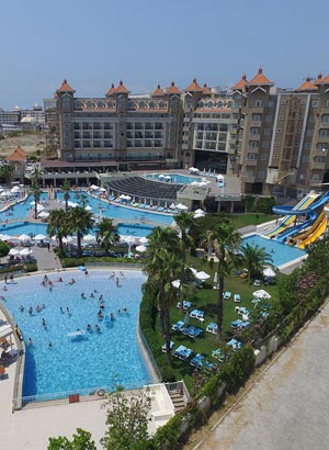 Populaire all inclusive hotels 2018: Side Mare Resort & Spa