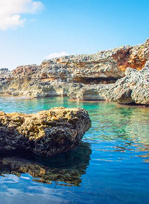 Doen op Menorca: Cala'n Bosch