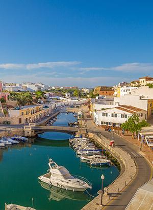 Doen op Menorca: Ciutadella