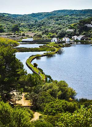 Doen op Menorca: natuur