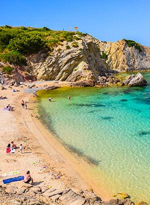 Doen op Menorca: strabd