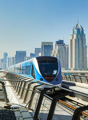 Dubai voor dummies; vervoer