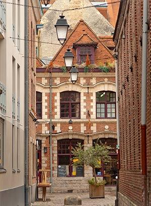 Favoriete Franse vakantiebestemmingen; Lille