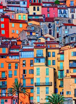 Favoriete Franse vakantiebestemmingen: Menton