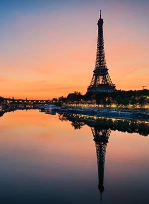 Favoriete Franse vakantiebestemmingen: Parijs