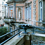 Franse vakantiebestemmingen: Adonis Hotel Strasbourg, Straatsburg