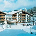Wintersportgebieden voor beginners: Kaprun, Hotel Antonius