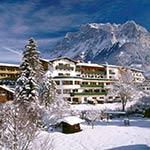 Wintersportgebieden voor beginners: Erhwald, Sporthotel Schonruh