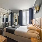 Franse vakantiebestemmingen: Parijs, Hotel Residence Europe