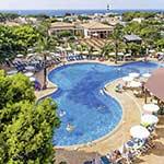 Badplaatsen Menorca: Cala'n Bosch, Hotel Zafiro Menorca