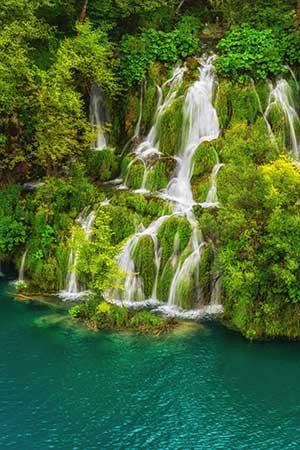 Natuur in Kroatie