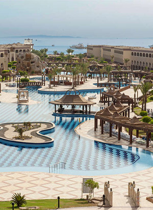Populaire all inclusive hotels: Egypte