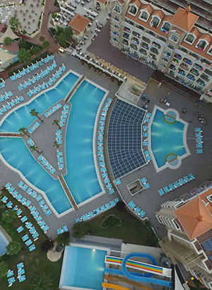 Populaire hotels Turkije - Side Mare Resort & Spa