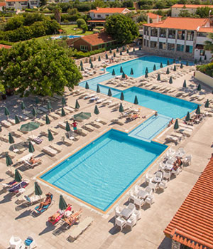 Aegean View Aqua Resort, Rhodos