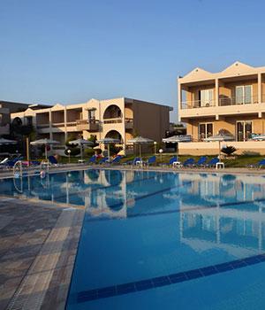 Populaire hotels Griekenland, Emerald Hotel
