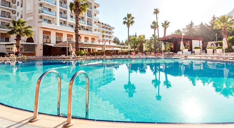 Populaire hotels in Turkije