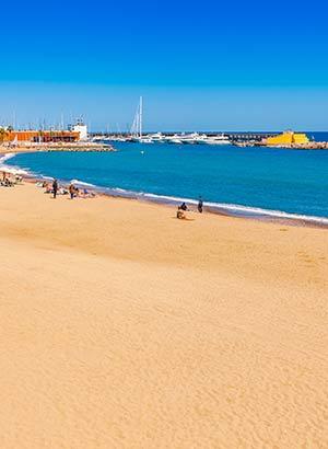 Redenen vakantie Spanje, zon