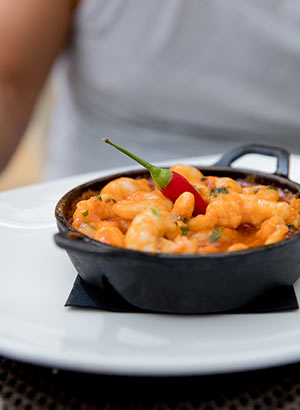 Redenen vakantie Spanje, culinair