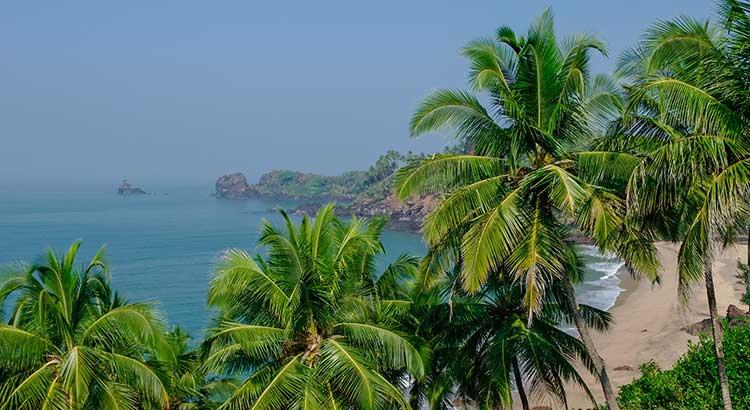 Vakantie India: State of Goa