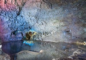 Vakantie Barbados: Harrison's Cave