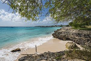 Vakantie Barbados: Strand Oistins