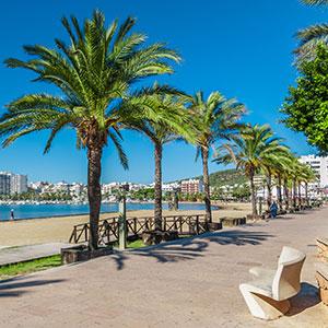 Vakantiebestemmingen waar wij altijd naar terug kunnen keren, Ibiza