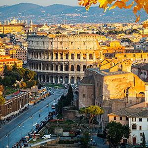 Vakantiebestemmingen waar wij altijd naar terug kunnen keren, Rome