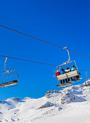 Voorjaarsvakantie: wintersport met kinderen, Bad Gastein