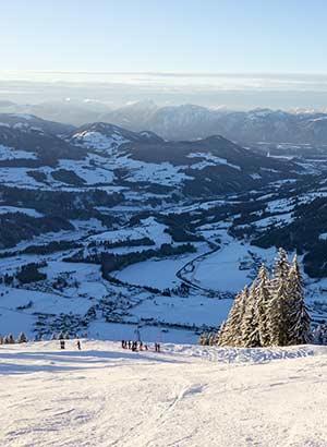 Voorjaarsvakantie; wintersport met kinderen in Westendorf