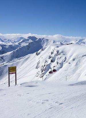 Wintersport Kirchberg; pistes