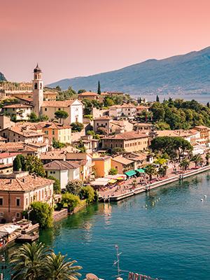 Vakantie Italië, Limone sul Garda