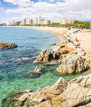 Autovakantie Spanje, Platja d'Aro