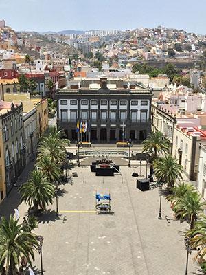 Mooiste steden op Spaanse eilanden, Las Palmas de Gran Canaria