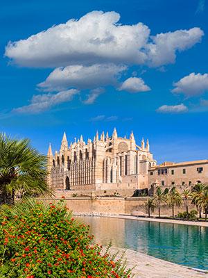 Mooiste steden op Spaanse eilanden, Palma de Mallorca